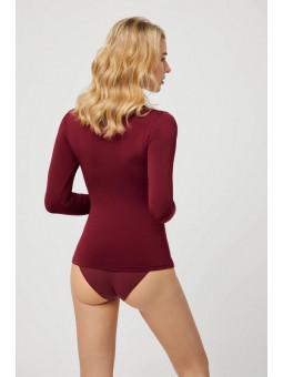 albert calle calcetin chica invierno tobillero interior rizo 90% algodon elastico fantasia 991-1
