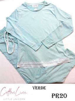 princesa camiseta mujer manga corta cuello redondo 97% algodon elastico. 4589